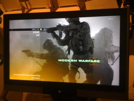Modern Warfare 2 Event 1