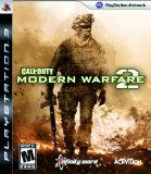 Call of Duty MW2 - PS3 Version